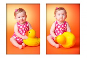 Santa Clara Studio Photographer for kids